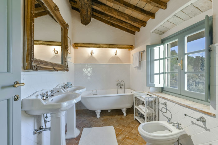 Villas to rent in Tuscany with private pool