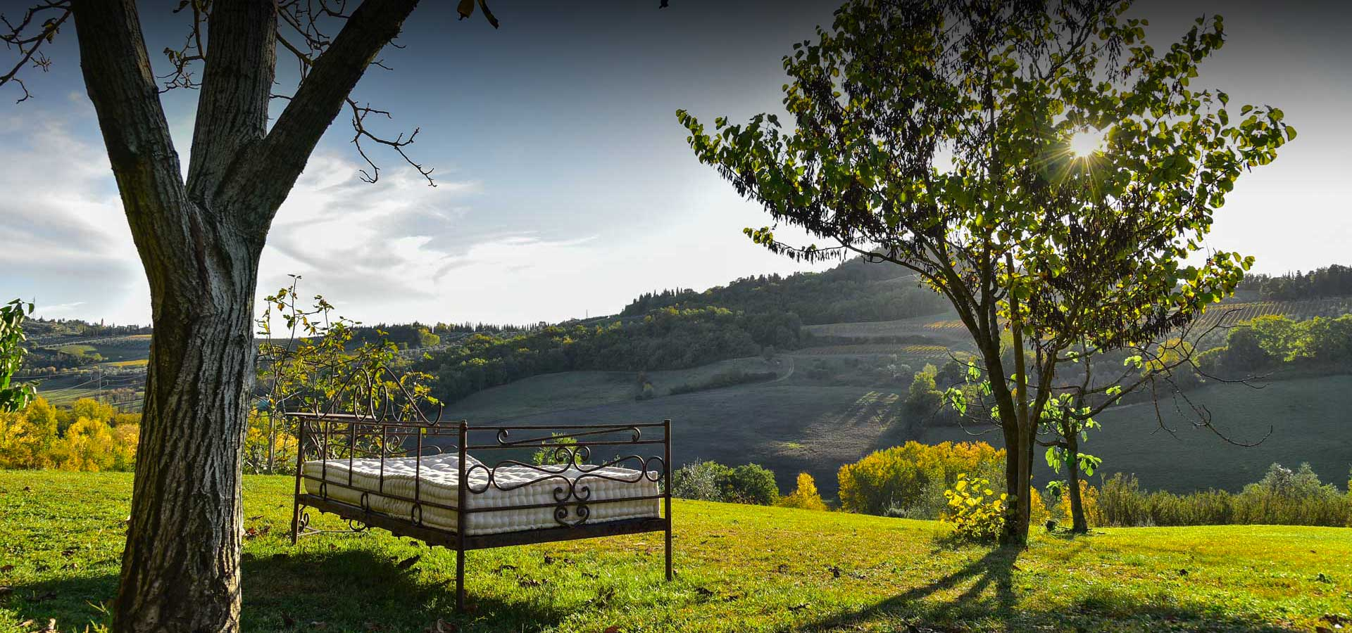 Luxury villas Tuscany
